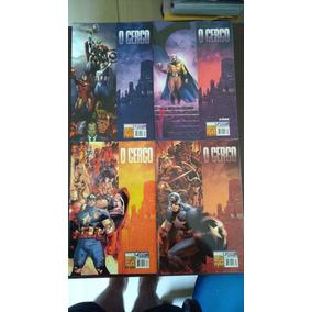 Lote De Hq Marvel O Cerco (6 Edições, Completo)