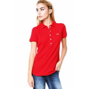Camisa Polo Feminina Lacoste - Calçados, Roupas e Bolsas, Usado no ... a99bde9548
