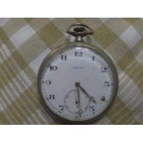 986221bab4e Relógio Zenith De Bolso Antigo - Relógios no Mercado Livre Brasil