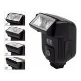 Flash Yinyan Cy-20 Canon Nikon Pentax Sony+envío Gratis