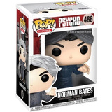 Funko Pop Psycho Norman Bates 466 Original Scarlet Kids