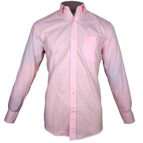 Camisa Country Masculina Wrangler Confort Lisa Rosa fb5f1a472c6