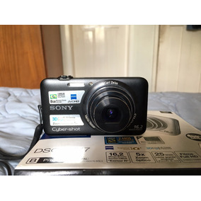 Sony Cyber-shot Dsc-wx7 16.2 Mp Com Todos Os Acessórios