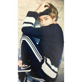 Kpop Adesivo Bts V #018