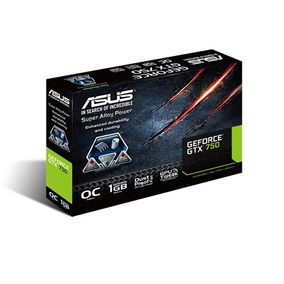 Placa De Video Asus Geforce Gtx750 1gb