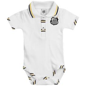 Macacão Revedor Santos Capitão Cia Bebê - Bebês no Mercado Livre Brasil 38d3ae203b61b