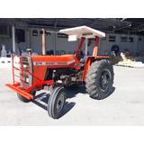 Trator Mf 275 4x2 Ano 87