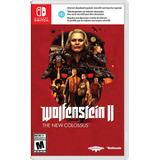 Wolfenstein 2 Nintendo Switch Nuevo (en D3 Gamers)