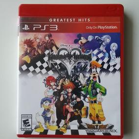 Kingdom Hearts Hd 1.5 Remix Ps3 Mídia Física Perfeito