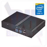 Cpu Mini Pc Intel Core I3 4th 240gb Ssd 4gb Ram Wifi Nueva