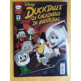 Gibi Duck Tales - Os Caçadores De Aventuras N°03