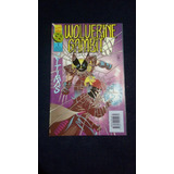 Minissérie Em Quadrinhos Wolverine Gambit