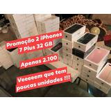 2 Iphones 7 Plus