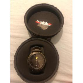 Relógio Masculino Scuderia Ferrari Black Strapped
