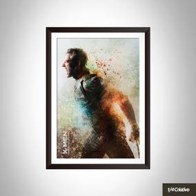 Quadro Criativo A4 - X-man - Days #m01