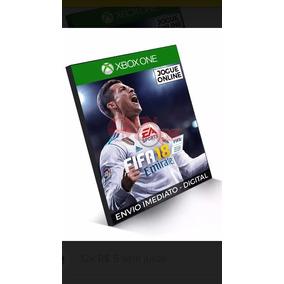 Fifa 18 Xbox 360 Midia Digital Envio Imediatlo
