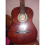 Guitarra Marca Viskania Con Estuche