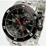 Reloj Hombre Tissot Original Psr200 T067.417.21 +manill Oro