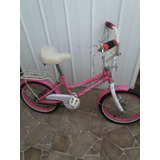 Bicicleta Niña Aro 16 Belda