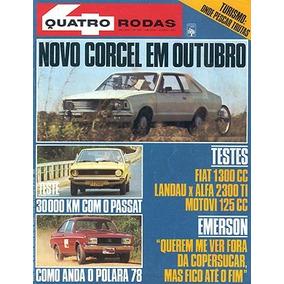 4r.205 Ago77- Motovi Fiat147 Landau Passat Alfa Corcel2 Pola