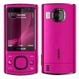 Nokia 6700s 6700 Corredera Aluminio Rosa Video Fm (t-mo-0746
