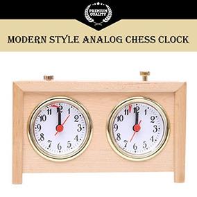 d60c94d115bf Mesa Ajedrez Fierro - Relojes en Mercado Libre Chile