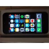 Iphone 5s De 32gb Libre Con Caja Lector De Huella Digial