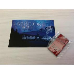 Cartão Postal + Chaveiro - O Iluminado - Omelete Box Jan/19