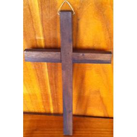 ec2df884315 Cruz Latina Rústica De Madera Para Pared Decoración 10 Mayo