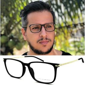 Armacao Oculos Acetato Masculino Porsche - Óculos no Mercado Livre ... 42b3549aad