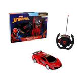Auto R/c Con Volante Spiderman