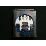 Cable Av Video Para Wii Xbox 360 Ps1 Ps2 Ps3 Playstation