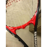 Raquete De Tênis Wilson Tour 110