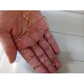 Cordão Masculino De Ouro 18k Cartier 60cm