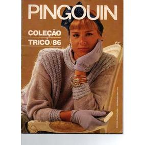 Lote 4 Revistas Mon Tricot Trico E Croche - Revistas de Coleção em ... b417a0b5e91