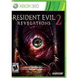 Juego Resident Evil 2 Xbox 360 Usado Original
