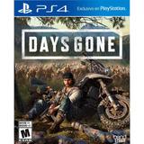 Days Gone Ps4 Sony Juego Físico