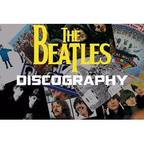 The Beatles Arquivos Completos Em Pen Drive + Wallpapers