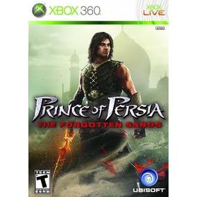 Prince Of Persia Forgotten Sands - Xbox 360 - Física - Usado