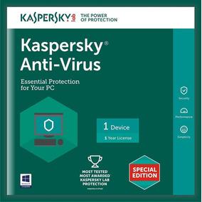 Kaspersky Anti-virus - 1pc - 1 Year