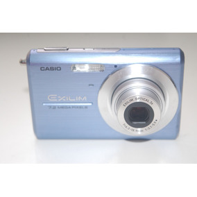 Câmera Casio Exilim Ex-z75 7.2 Megapixels