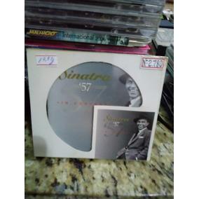 Frank Sinatra,cd ´57 In Concert,novo Lacrado De Fábrica,luva