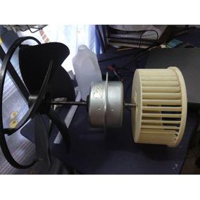 Motor Ventilador Y Turbina 220 Voltio Aa De Ventana
