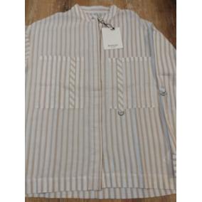 Camisa Cuello Mao Mujer Blanca - Ropa y Accesorios en Mercado Libre ... 272628c7c02