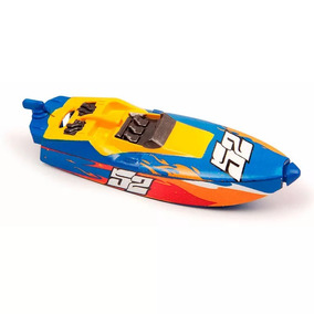Veículo Aquático - Lancha Micro Boats - Zu52 - Dtc #