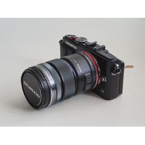 R$1650 Mirrorless Olympus E-pl6 16 Mp + Lente 12-50 Mm