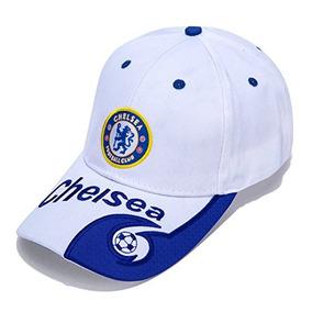 Chelsea F.c. - Gorra De Beisbol Ajustable Elex Bordada Auten 62ac75e52de