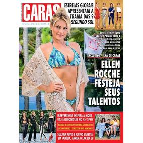 Revista Caras 1278/2018 - Ellen Roche- Giselle - Deborah Sec