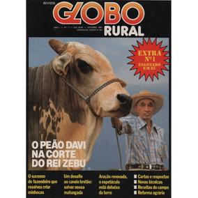 Revistas Globo Rural Antigas A Partir Da N 1.