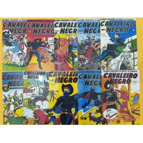 Lote Cavaleiro Negro 11 Ao 20 - Leia Anúncio